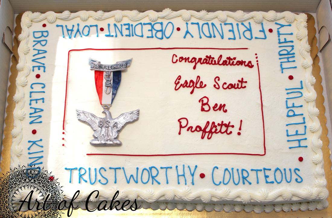 Graduation Cakes - Art of Cakes Maryville, Tn