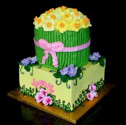 Cookie Brownie Cakes Cheesecakes